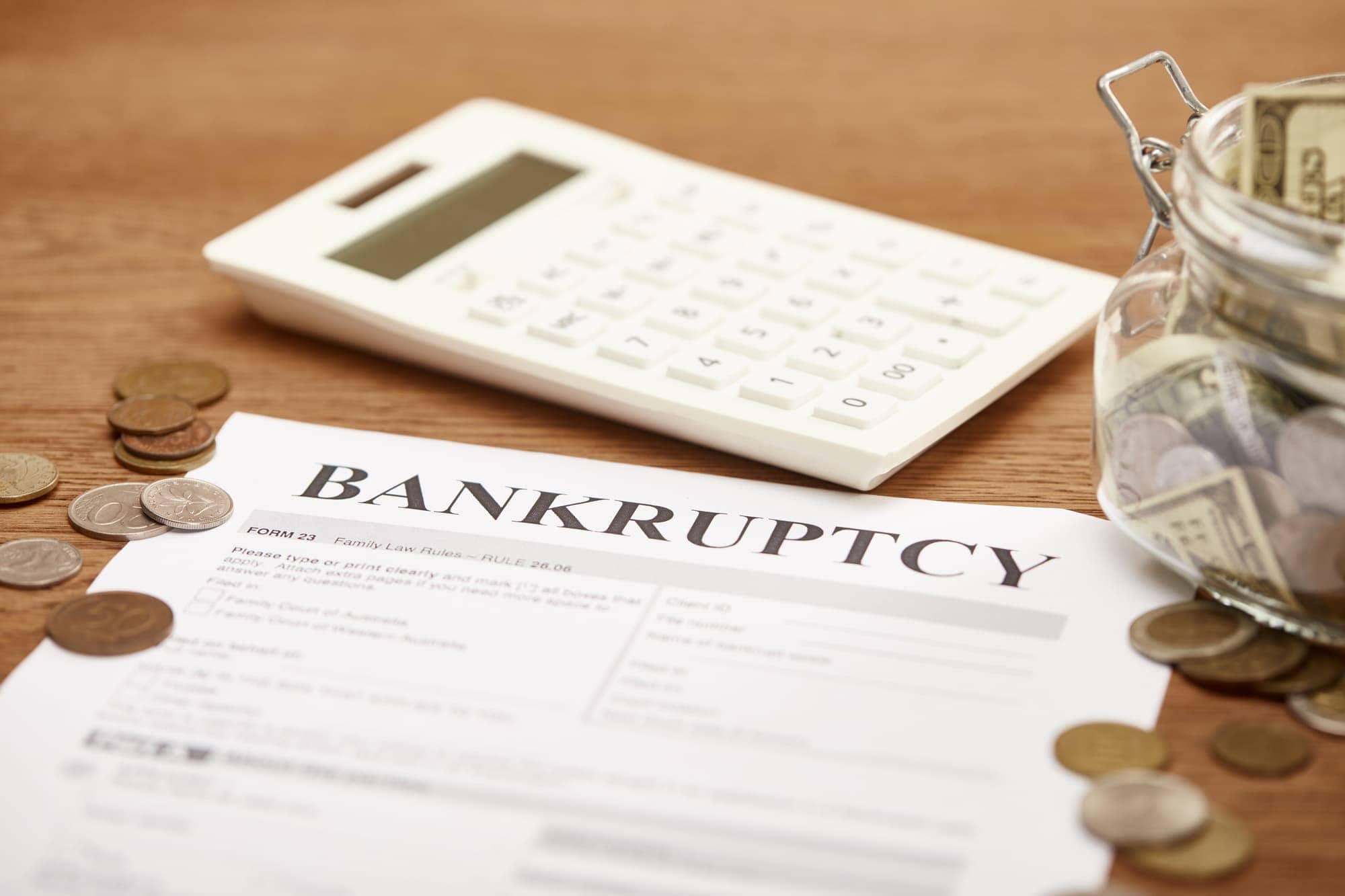 bankruptcy forms for chapter 13